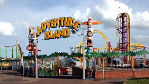 Adventure Island.