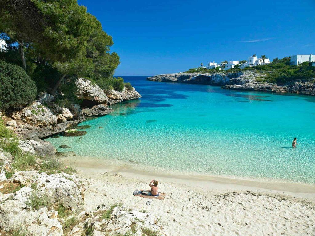 Beaches of Cala d'Or - Cala Ferrera