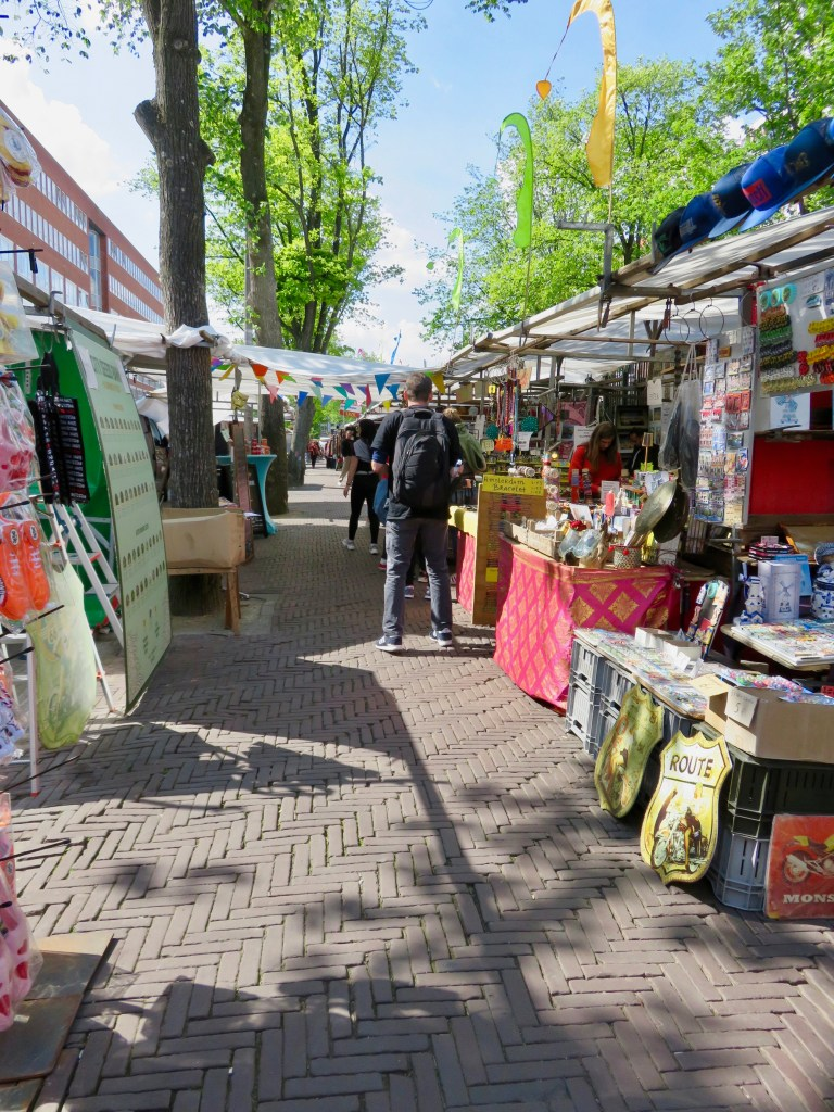 Flea Market - Things to do in Amsterdam