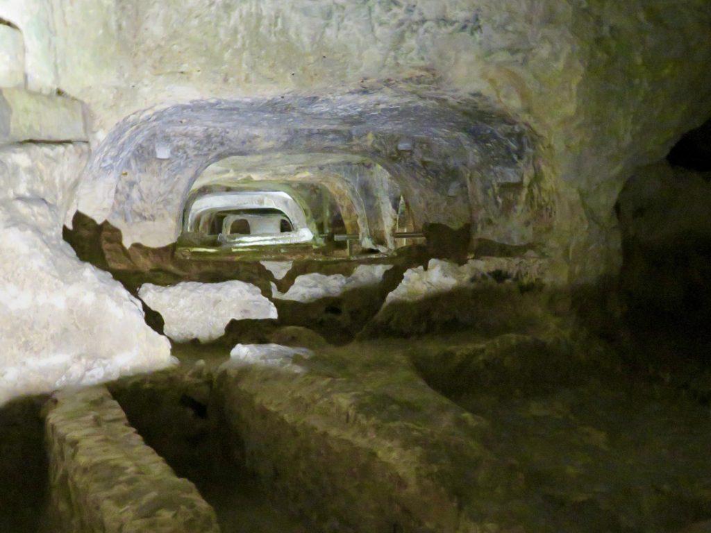 Catacombs of Rabat - Malta with Kids