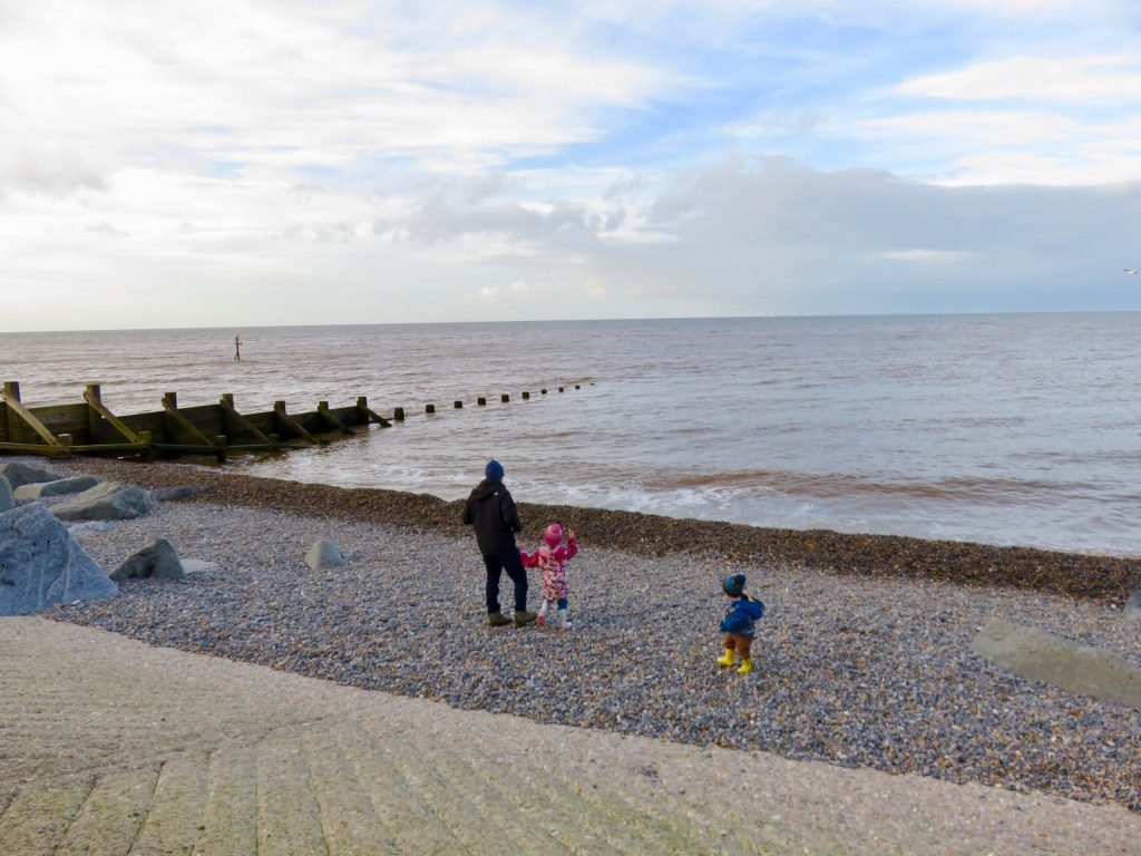 Sheringham Beach - Norfolk's Beaches