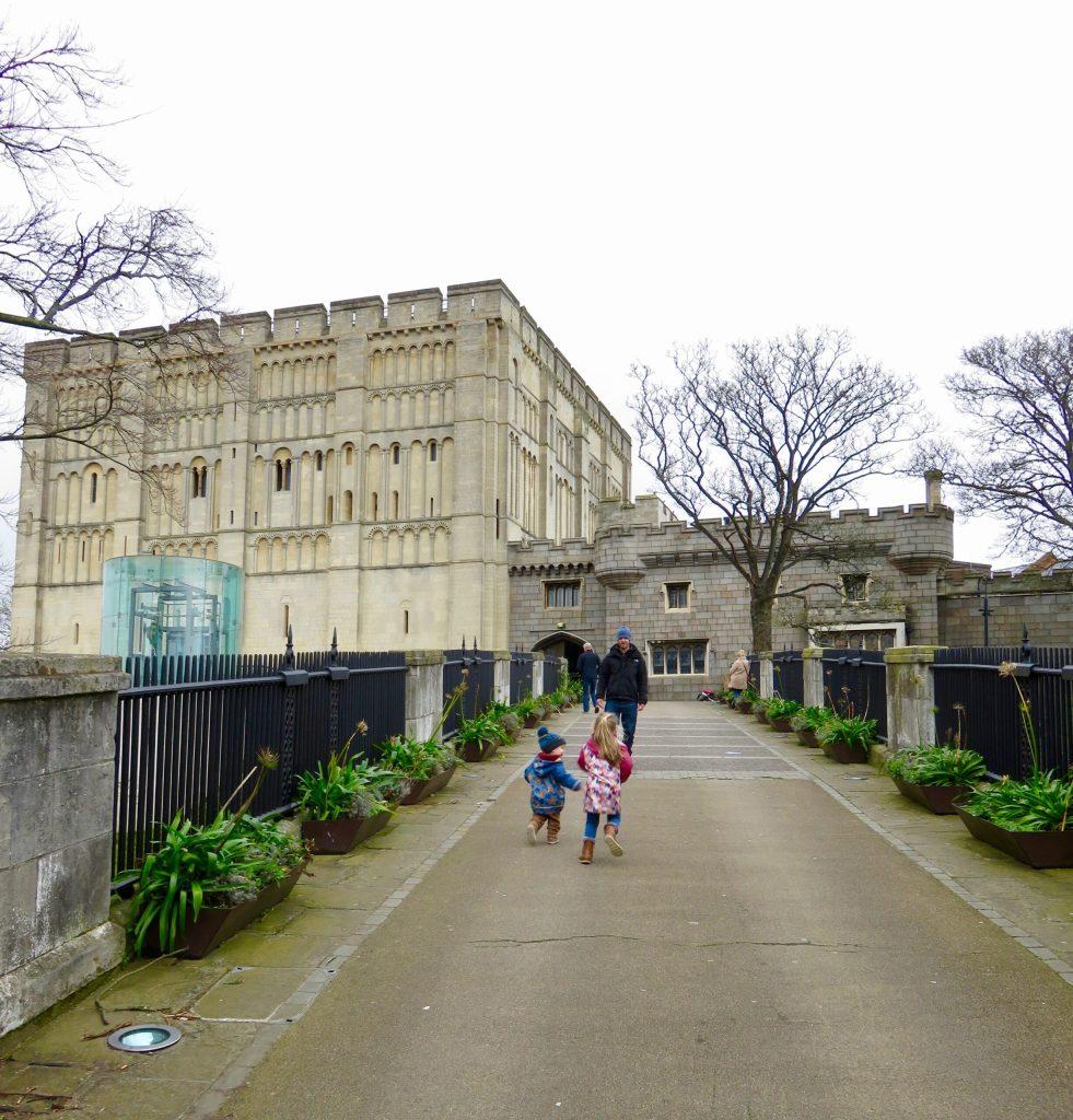 Norwich Castle - Norwich with kids