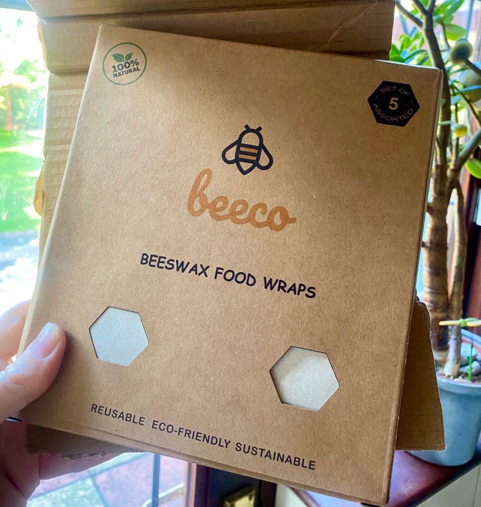 Becco Reusable Beeswax Food Wraps