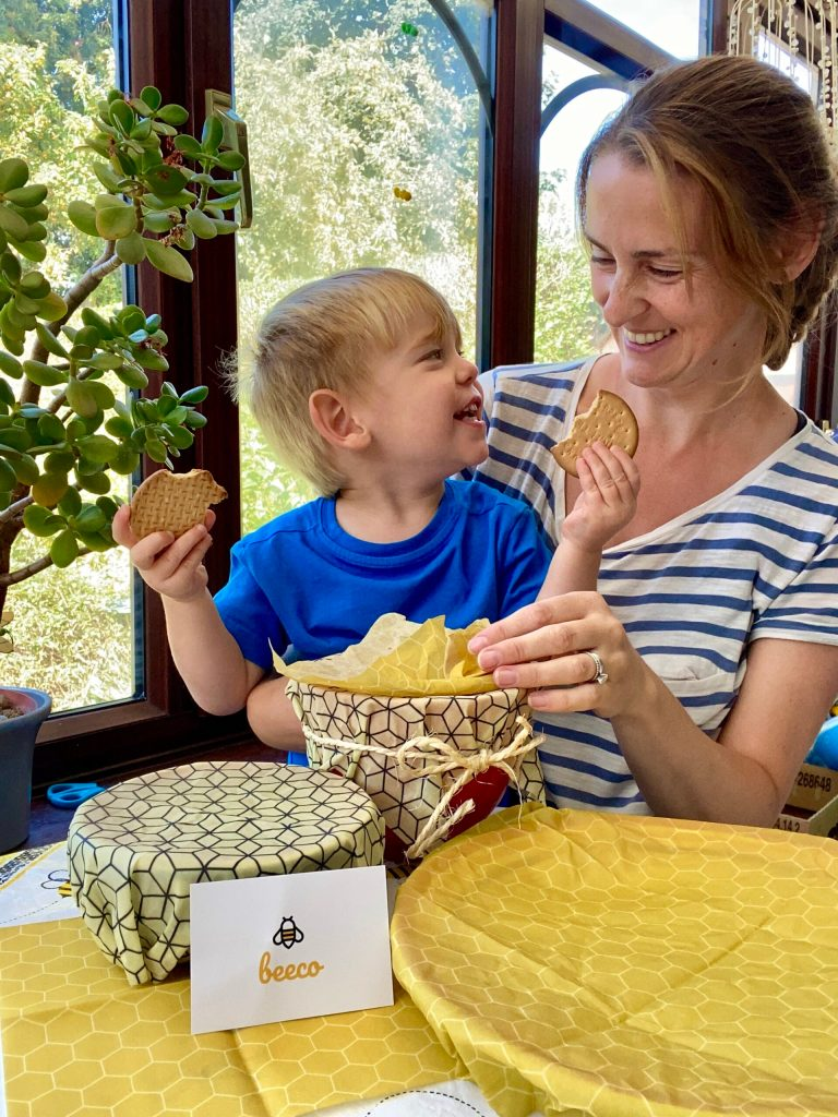 Beeco Reusable Beeswax Food Wraps
