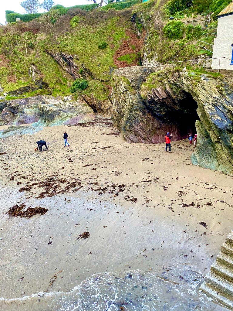 Polperro Cornwall with Kids
