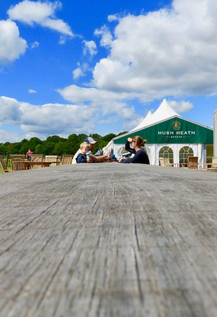 Best vineyards in Kent - Hush Heath Estate