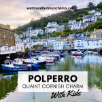 Things to do in Polperro Cornwall with Kids