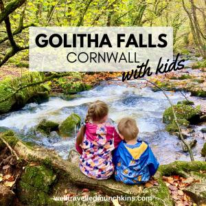 Golitha Falls – Liskeard Cornwall