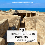 10 Things to do in Paphos with Kids