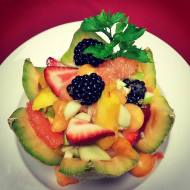 fresh fruit plate at catering event Maryland