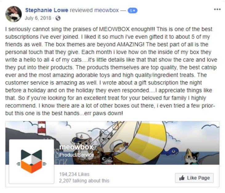 meowbox reviews