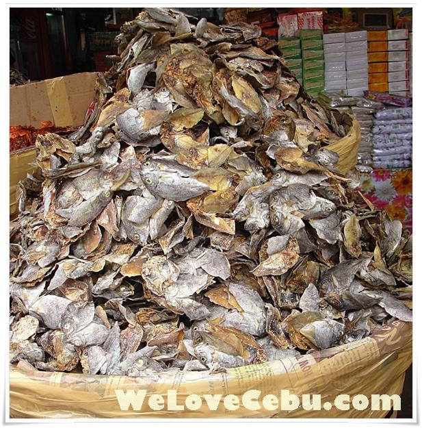 Cebu Dangit in Taboan Market