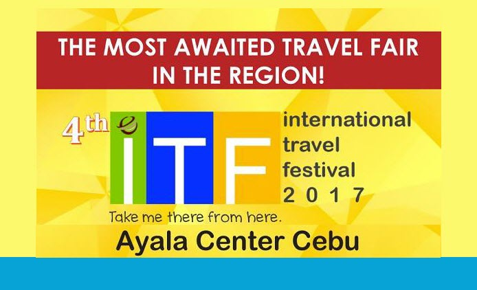 International Travel Festival and Expo in Cebu – Avail The Discounts!