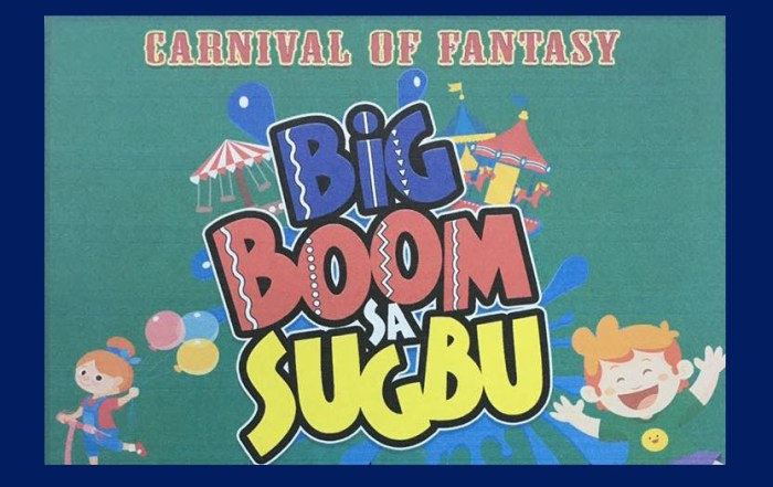 big boom sa sugbo srp 2017 opening and rates