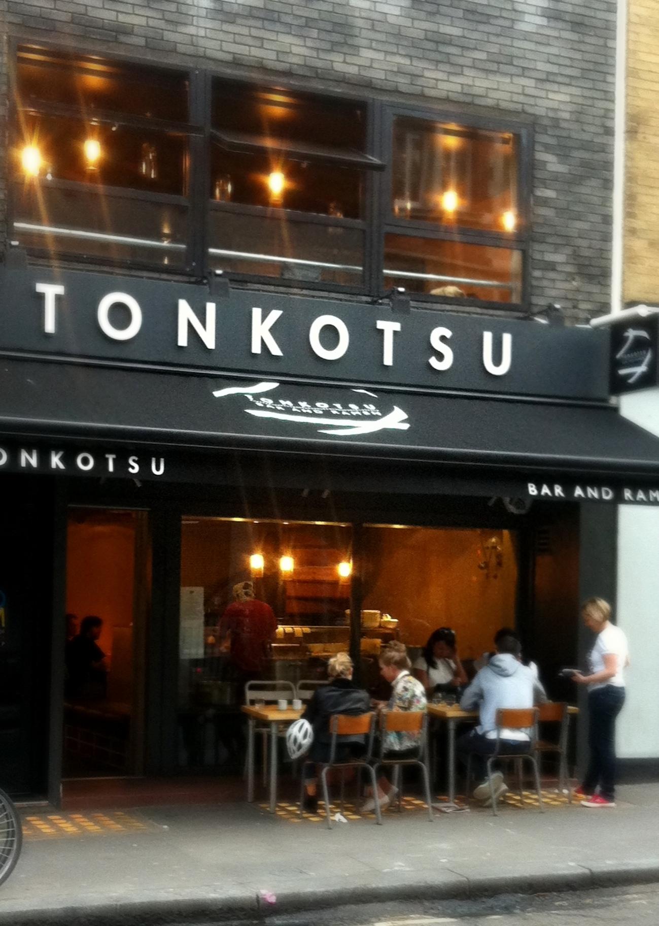 Tonkotsu Bar And Ramen 63 Dean Street London W1d 4qg