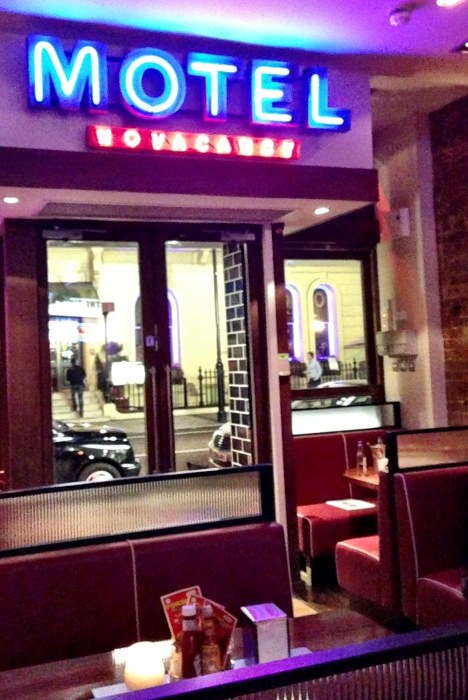 The Diner Gloucester Road, We Love Food, t's All We Eat