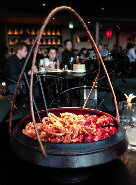 Hutong Shard, We Love Food, It's All We Eat