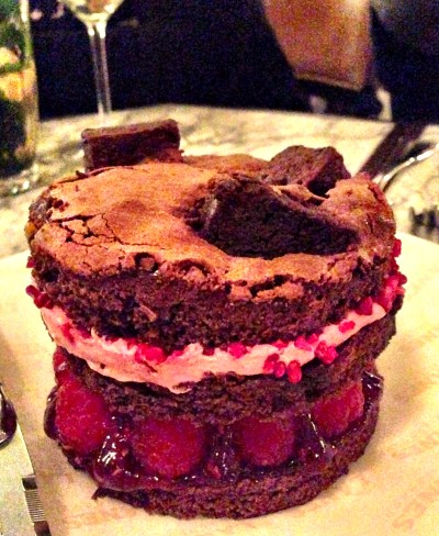 Lanes of London | We Love Food, It's All We Eat | Brownie