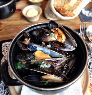 Scran and Scallie | Tom Kitchin | Mussells | Edinburgh | We Love Food, It's All We Eat.