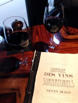 CVS | Compagnie Des Vins Surnaturels | Seven Dials | We Love Food, It's All We Eat