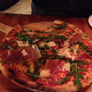 Earlham Street Clubhouse | Pizza | Seven Dials | We Love Food, It's All We Eat