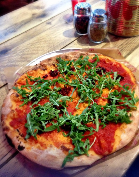 Pizza Union| Spitalfields | We Love Food, It's All We Eat 4