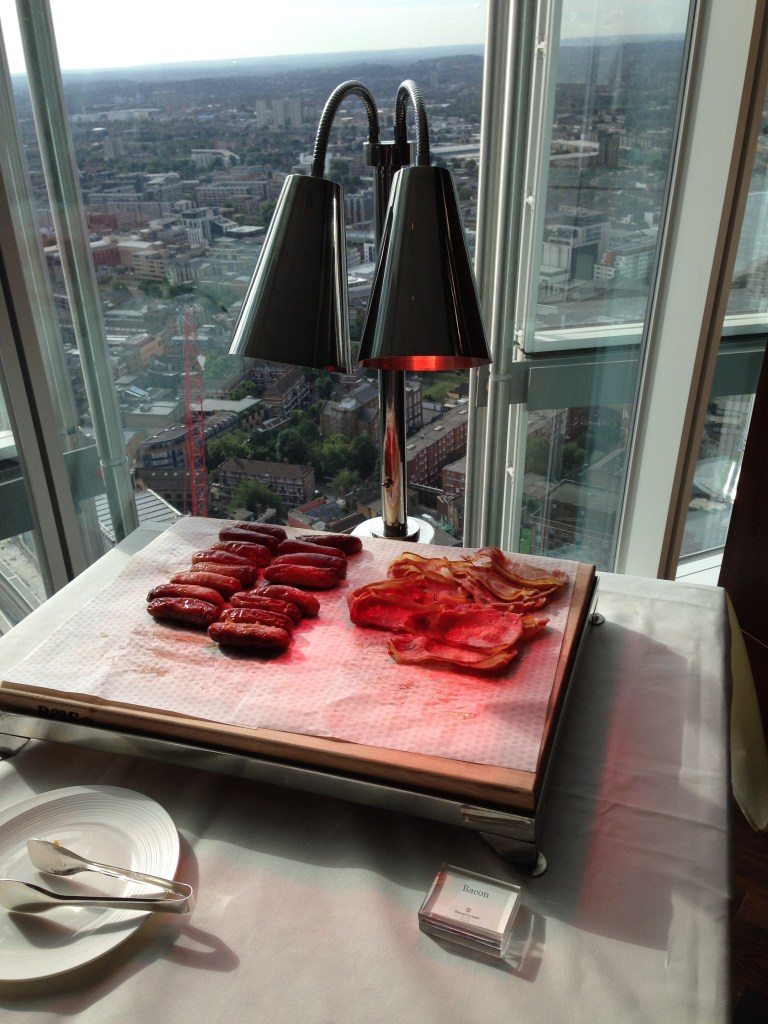 Shangri-la Shard | TING | London | We Love Food, It's All We Eat