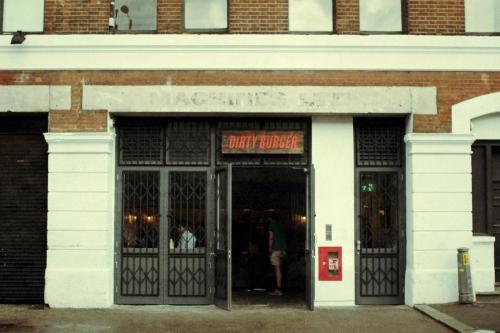 DIRTY BURGER   SHOREDITCH   WE LOVE FOOD, IT'S ALL WE EAT
