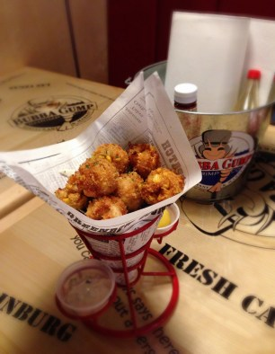 BUBBA GUMP LONDON | WE LOVE FOOD, IT'S ALL WE EAT3