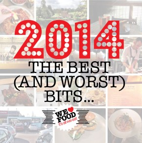2014 - The Best (And Worst) Bits | We Love Food, It's All We Eat