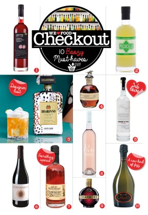 BOOZE | CHECKOUT | WE LOVE FOOD IT'S ALL WE EAT