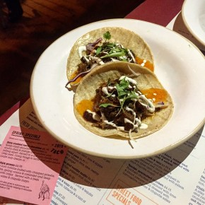 WAHACA | SOUTHBANK | TACOS | SLOW COOKED LAMB TACO | WE LOVE FOOD, IT'S ALL WE EAT