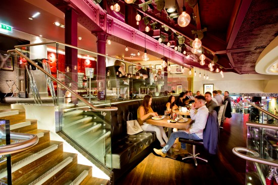 HELIOT STEAKHOUSE | HIPPODROME | INTERIOR | LEICESTER SQUARE | WE LOVE FOOD, IT'S ALL WE EAT