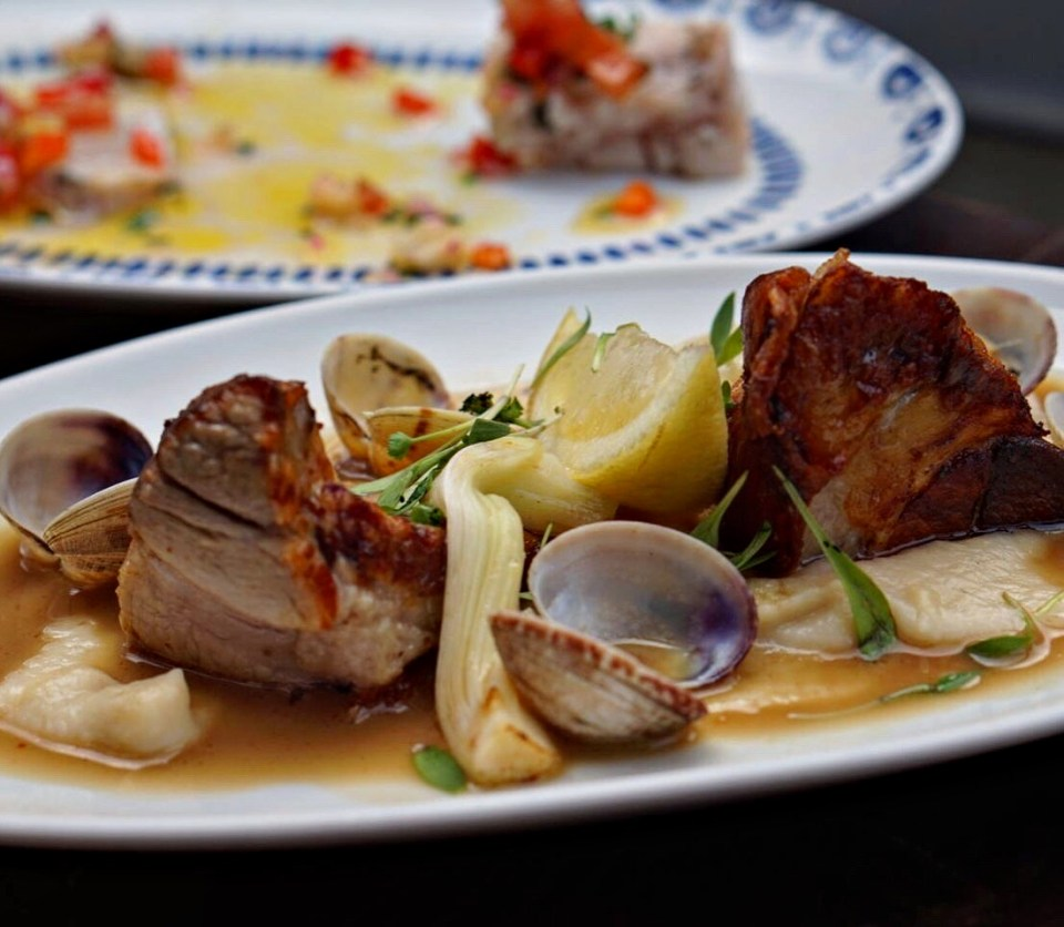 BAR DOURO | FLAT IRON SQUARE | BANKSIDE | WE LOVE FOOD, IT'S ALL WE EAT