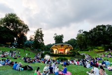 Concert at Singapore Botanical Gardens