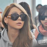 [FANTAKEN] 130315 HD Fantaken Photos of CL at Incheon International Airport Heading off to Thailand!