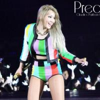 """[HD FANTAKEN] 140322 Beautiful CL at """"All Or Nothing"""" Concert in Hong Kong"""