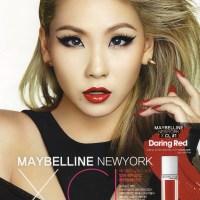 [HQ SCANS] 140620 Drop Dead Gorgeous CL For Maybelline New York Endorsement