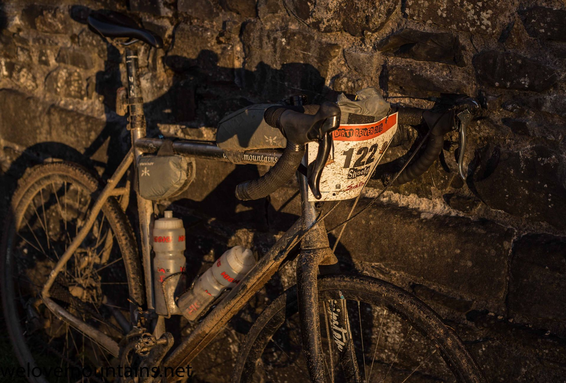 Review of the 1st Dirty Reiver Gravel Grinder | We Love