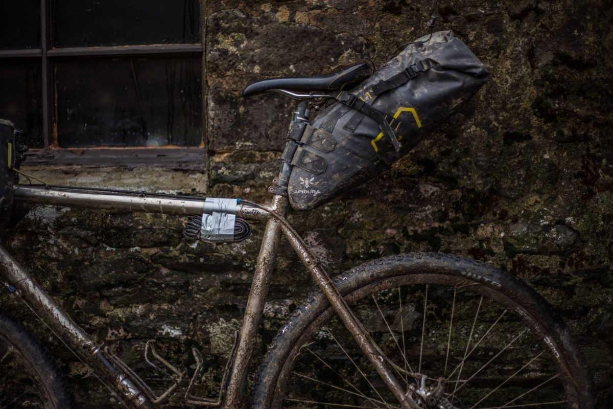 Five rules of Bikepacking