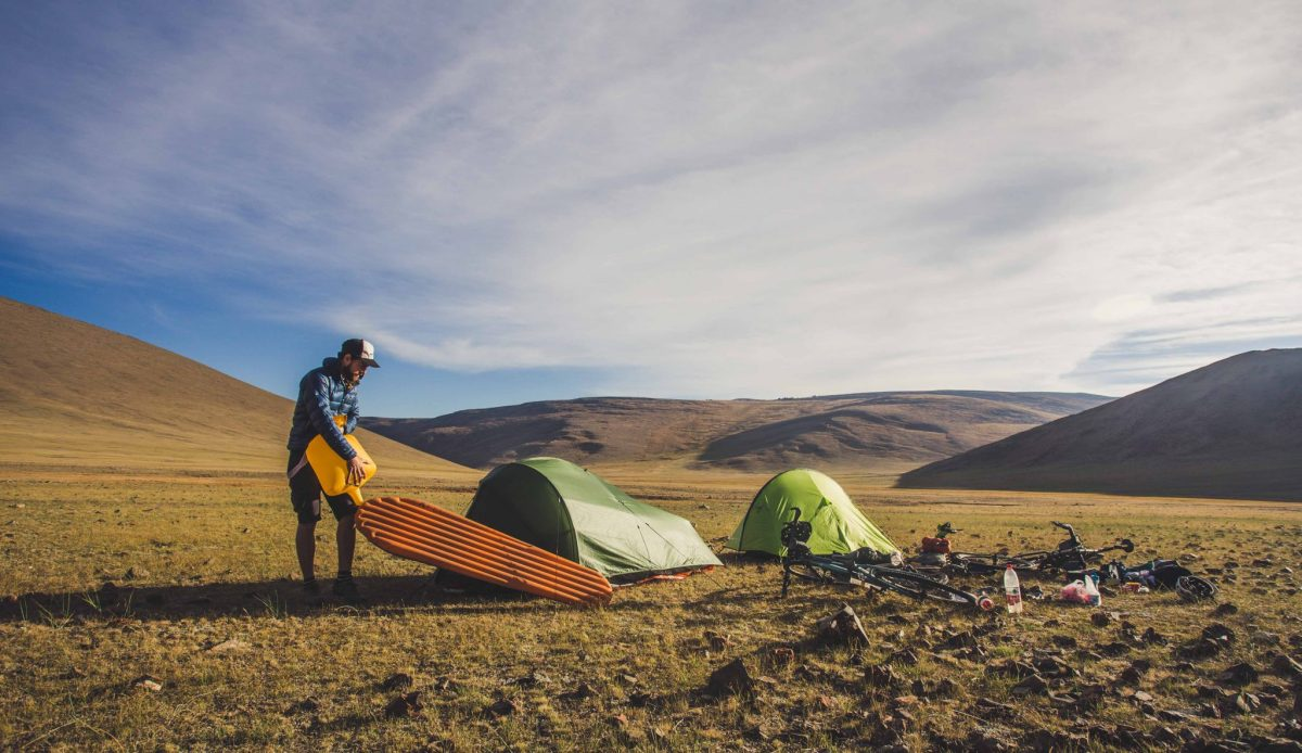 10 tips for wild camping when Bikepacking or Cycle Touring