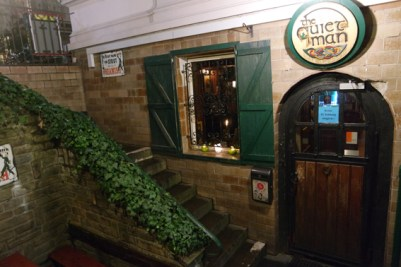 Quiet Man Bonn guter Irish Pub Kneipe Weststadt gute kneipe für ein Date schönster Pub in Bonn