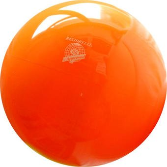 ee08e5a20d7 New Generation топка от Пасторели оранжева | We Love Rhythmic Gymnastics