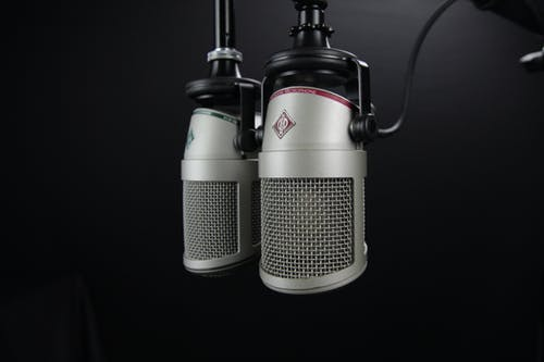 Why Hang a Condenser Microphone Upside Down?