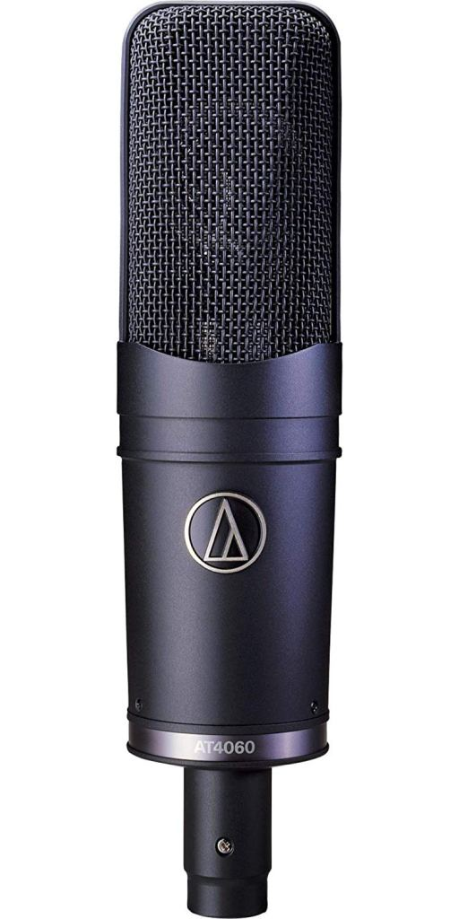 Audio Technica AT4060 Review