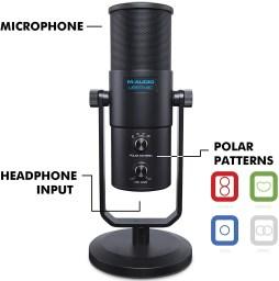 m-audio uber mic review