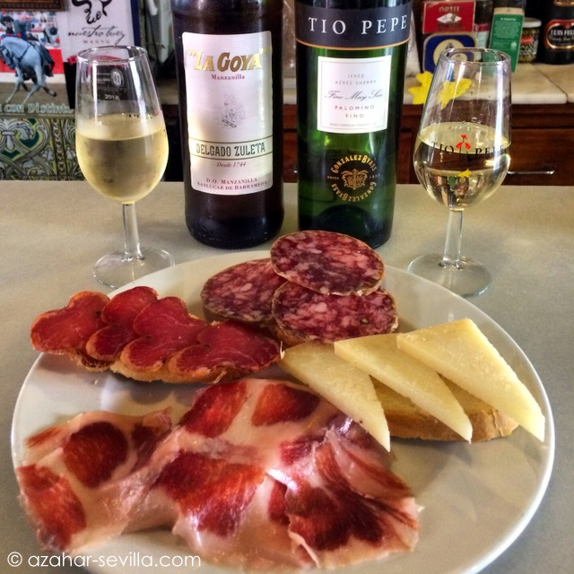 sherry and tapas (1)