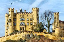 Hohenschwasgau Castle