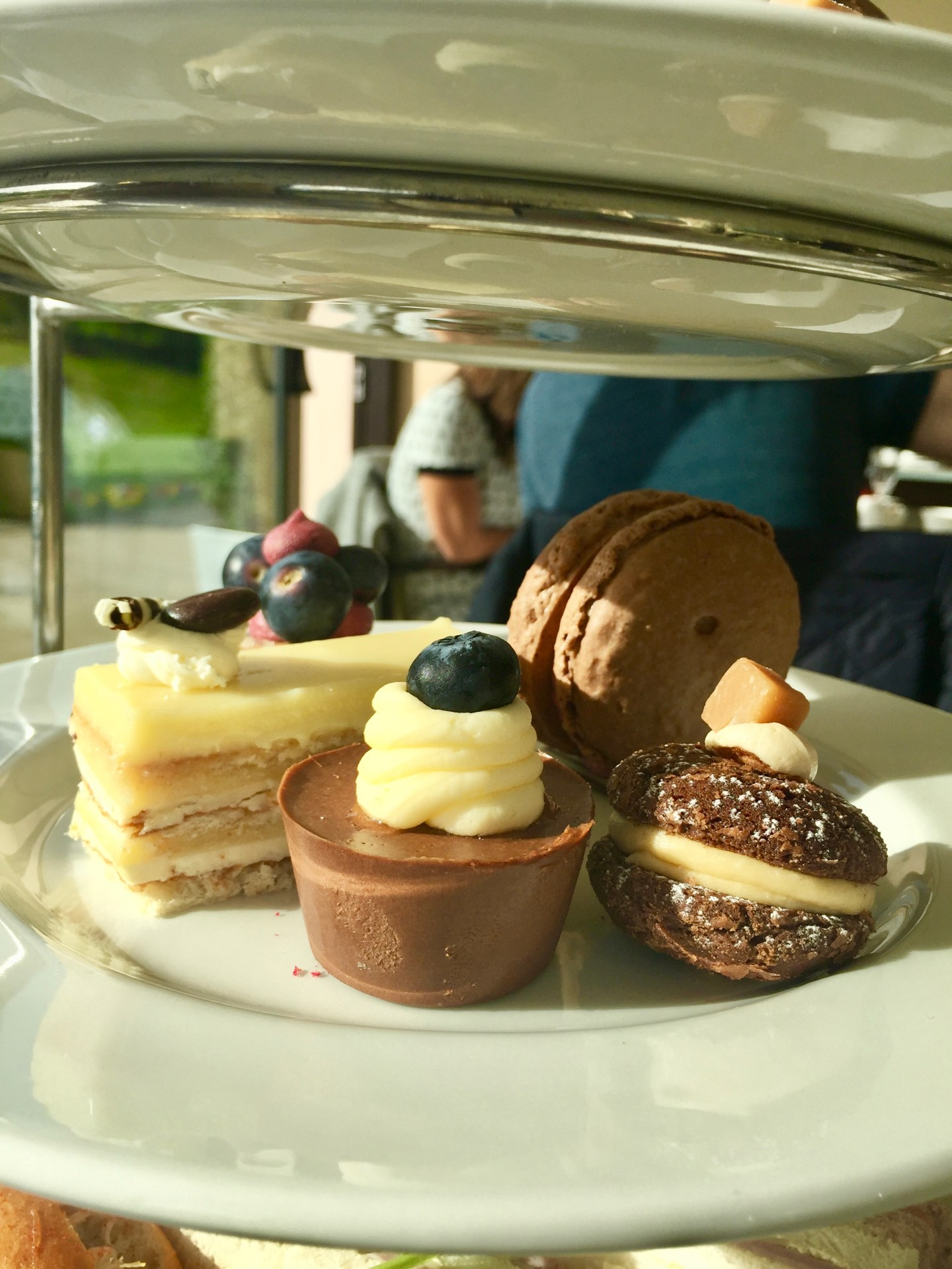 Celtic Manor Afternoon Tea 4