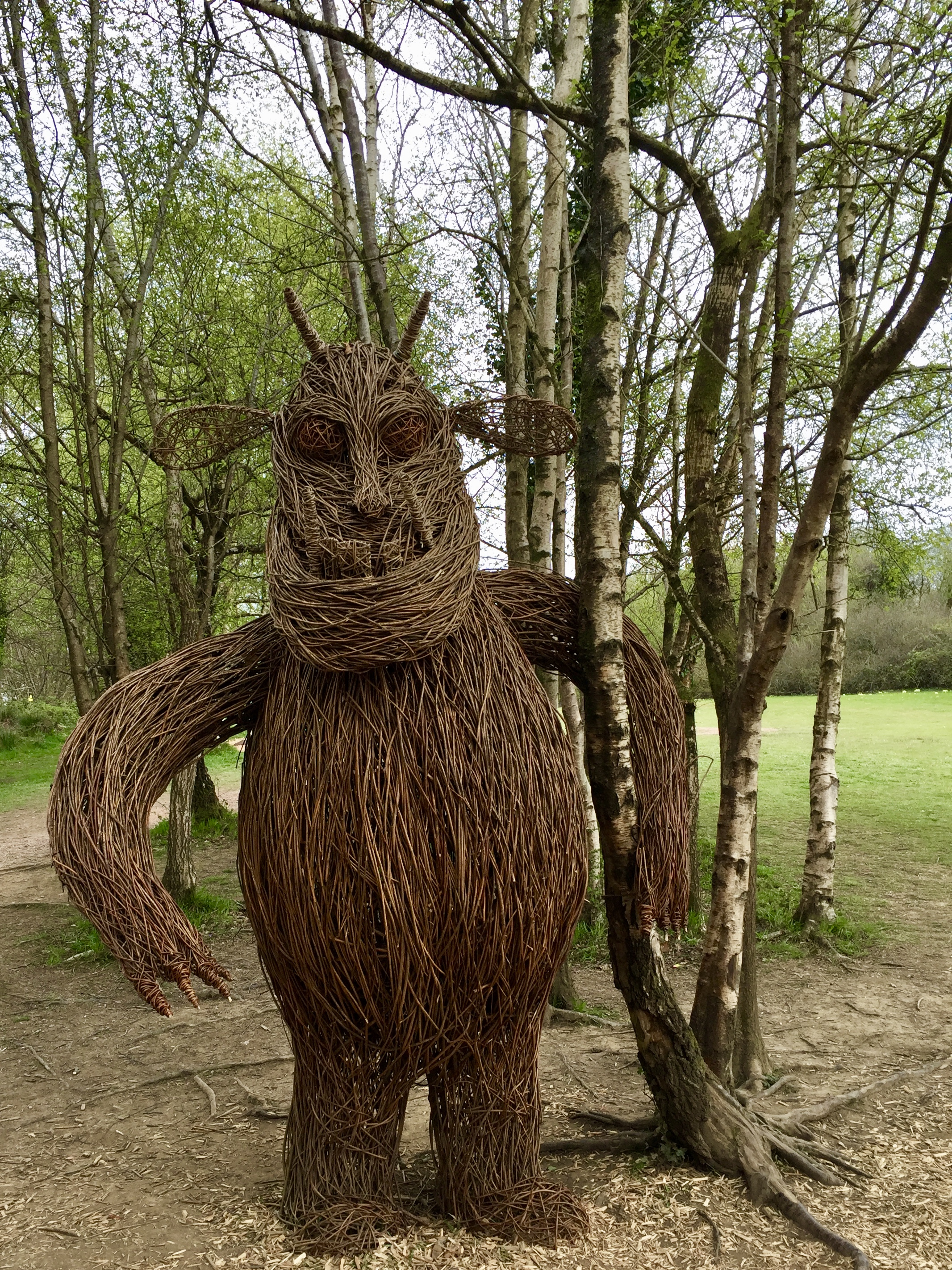 Gruffalo Trail Things to Do in Wales